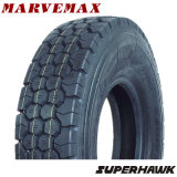 Neumático radial del carro de China Superhawk/Marvemax TBR (HK898/MX898)