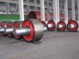 Ondersteunende Rol die in de Roterende Oven voor de Installatie van het Cement wordt gebruikt