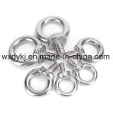 Acier inoxydable 304 Forged Thread Eye Bolt