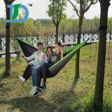 Tente campante en nylon d'hamac du parachute 210t portatif