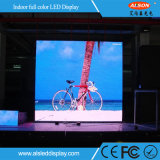 Alta pantalla de interior a todo color del rendimiento P3 LED para la conferencia