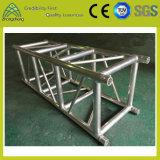 Armature en aluminium de grand dos de broche de Sisplay de performance d'étape avec le système de toit