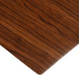 Покрывать PVC деревянного листа картины деревянный