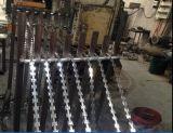 Fil barbelé galvanisé plongé chaud de bande de rasoir en accordéon (BTO-22)