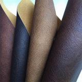 Couro material do plutônio do Synthetic das sapatas à moda para os carregadores Hw-12