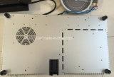 De ingebouwde Dubbele Inductie en Ceramische Haardplaat sm-Dic14b2 van de Controle van de Aanraking van Branders
