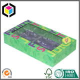 Коробка головоломки картона печати цвета установленная бумажная упаковывая