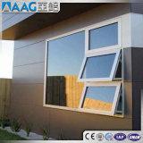 ألومنيوم علويّة يعلّب سقف نافذة