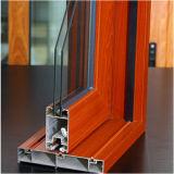 Windowsおよび戸枠のためのアルミニウム放出のプロフィール