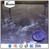 Metallisches Epoxidfußboden-Puder, Fußboden-Pigmente des Effekt-3D