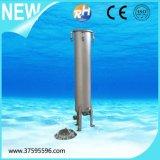 飲料水のフィルタに掛ける機械