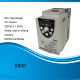 Инверторы частоты высокой эффективности миниые с одиночной фазой на 220V