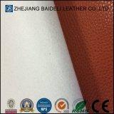 Cuir synthétique résistant de PVC d'abrasion pour la décoration couverte et intérieure de portée de véhicule
