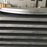 Placa lisa resistente do favo de mel dos PP da fibra de vidro do tempo para a construção de corpo do caminhão (HR422)