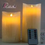 Lampe rechargeable romantique de la bonne quantité DEL pour la pièce, barre