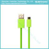 Kleurrijke Micro- USB2.0 het Laden Kabel voor Samsung Smartphones