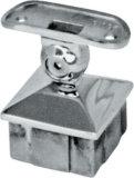 手すりブラケットのためのステンレス製の手すりの付属品