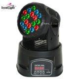 クリスマスプロジェクターライトのための卸し売り小型LED移動ヘッド