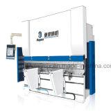 Wc67k 200t/5000 Torsions-Mittellinie Servo-CNC-verbiegende Maschine