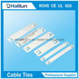 Relation étroite nue empaquetée de borne de câble d'acier inoxydable de 26mm/de 32mm