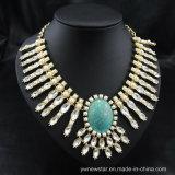 سبيكة [رترو] مجوهرات لؤلؤة عقد