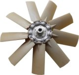 Blad van de Ventilator van de Vervangstukken van Copco van de atlas Industrieel 1614928700 de Compressoren van de Lucht