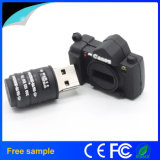 Bastone all'ingrosso di memoria Flash del USB del PVC della macchina fotografica in azione