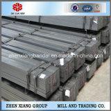 Barra plana de acero del precio de acero material de la alta calidad A36 Q235