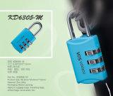 Mini serratura variopinta del sacchetto di combinazione di Resetable