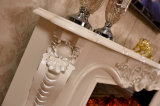 Soporte de los muebles antiguos TV que calienta los muebles eléctricos del hotel de la chimenea (325S)