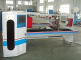 二重側面テープロールスリッターか自動布テープスリッター機械