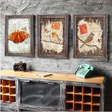 Картина деревянной доски для украшения семьи