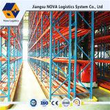 Racking resistente de Vna do armazém para o armazenamento da indústria