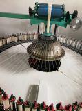 Machine de broderie de lacet de fils de coton