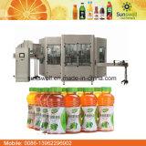 ペットプラスチックびんジュース機械ジュースの満ちる装置