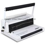 Desktop машина книги гребня Binding для пользы C20A офиса