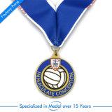 Fabrik-Preis-Zoll bilden Sport-Medaille