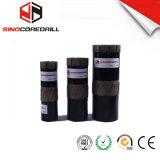 Diamante Drilling mineral certificado ISO9001 de la base del diamante sintetizado natural del Ce que escaria el shell