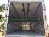Camion caldo di Sinotruk Wing Opening Van Side Open di vendita