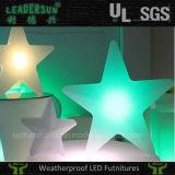 RGB LEIDENE LDPE van de Verlichting het Decoratieve Licht van de Lamp voor Hotel (ldx-X02)