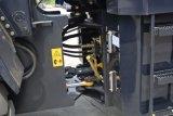Cargador de la rueda de la máquina 3ton de la construcción con una cabina más grande