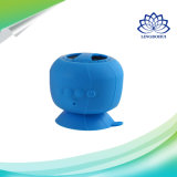 Mini altavoz impermeable con el micrófono