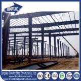 Costruzioni prefabbricate strutturali d'acciaio galvanizzate Q345b