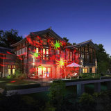 Wasserdichtes Projektor-Licht-Landschaftspartei-Licht des Garten-IP44 des Licht-LED