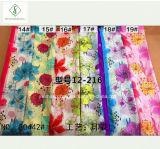 2017 neue Chiffon- gedruckte Dame Fashion Scarf Wholesale