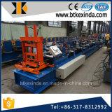 Kxd perforant le roulis automatique de tôle d'acier de Purlin de C formant la machine