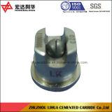 Extremidades de boquilla de alta presión de aerosol del Tc del carburo de tungsteno