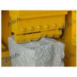 Estaca de pedra hidráulica/máquina de rachadura para a pedra do freio/lancil (P90/95)
