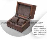 High-End MDF de lujo del rectángulo del reloj regalo caja de embalaje