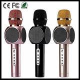 E103 Draagbare Draadloze Microfoon Bluetooth met Mic Zingende Verslag van de Speler KTV van de Karaoke van het Huis van de Manier van de Condensator van de Spreker het Mini